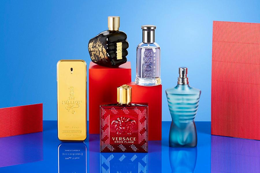 perfume or aftershave bundle