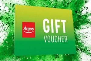 £10 Argos Voucher