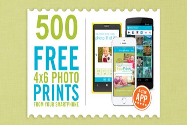 500 Free Prints