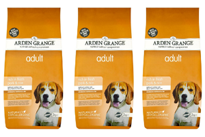 Free Dog Food From Arden Grange