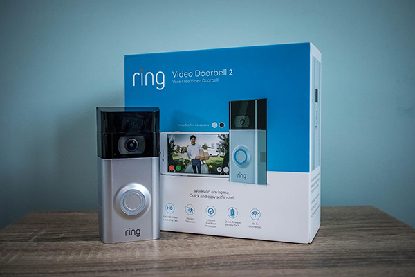 Free Ring Video Doorbell 2