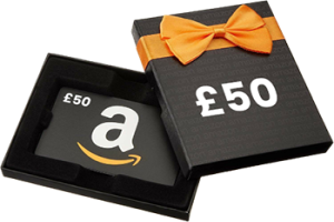 Free £50 Amazon Voucher