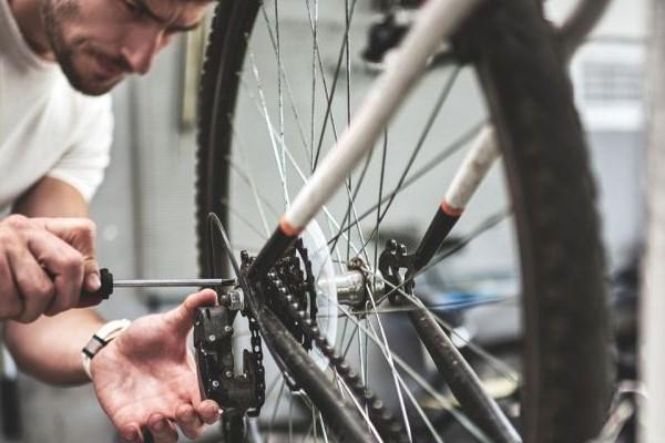 Free bike repair voucher