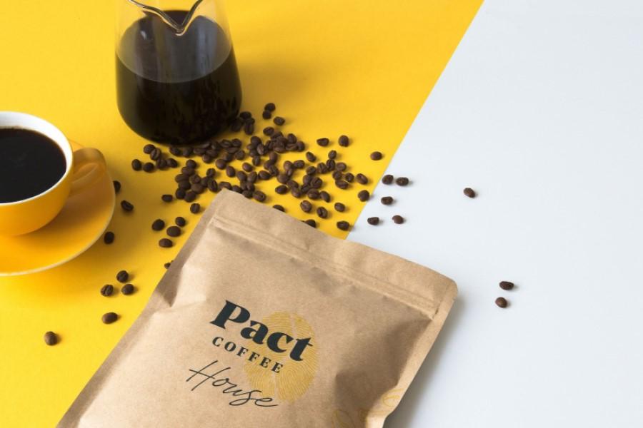free bag of pact coffee