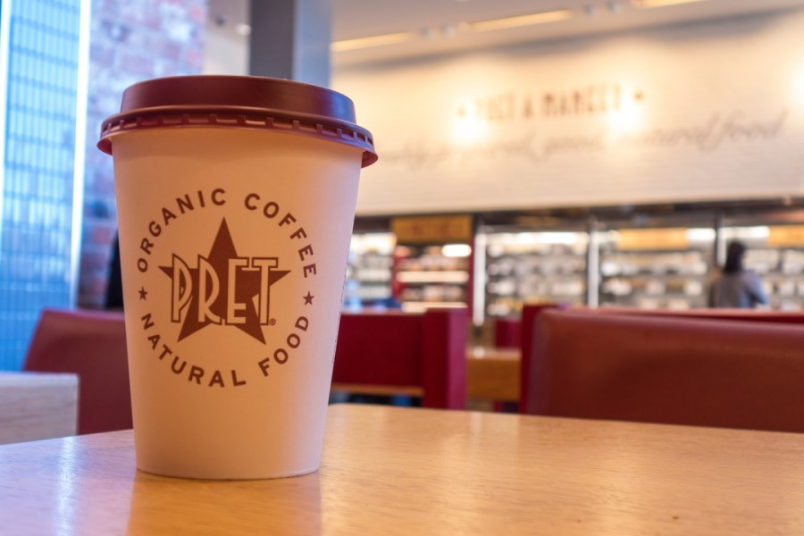 Free Pret subscription trial