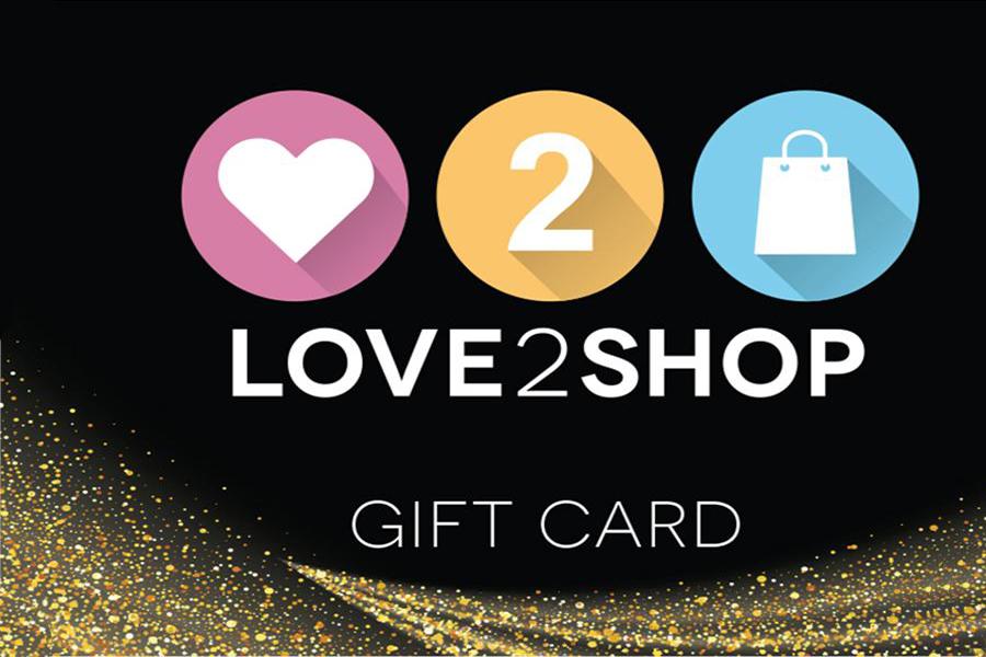 love 2 shop gift card