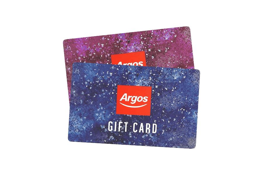 £10 Argos Gift Card
