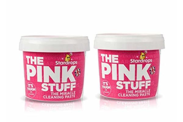 pink stuff paste